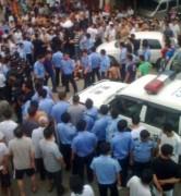 10.000 dân làng biểu tình ở đông nam Trung Quốc