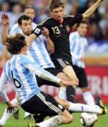 10 tân binh gây ấn tượng mạnh ở World Cup 2010