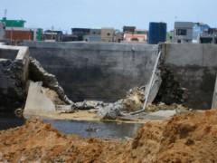Đà Nẵng: Nhà máy xử lý nước thải đổ sập sau… 2 ngày vận hành