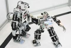 Đại hội võ lâm cho robot