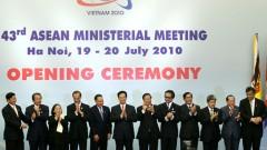 ASEAN - Trung Quốc sẽ họp về ứng xử trên Biển Đông