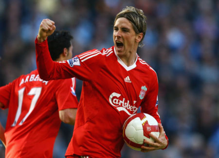 Chi 50 triệu bảng để săn Torres