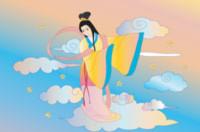 Chuyện cổ tích: Bà Nữ Oa vá trời