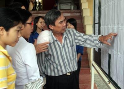 ĐH Quốc gia Hà Nội, ĐH Kiến trúc TP.HCM, ĐH Tây Nguyên công bố điểm