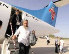 Máy bay Trung Quốc hạ cánh khẩn cấp vì bị dọa bom