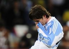 Messi giúp TBN đánh bại Đức