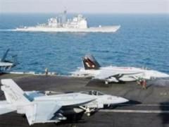 Mỹ - Hàn cân nhắc các lựa chọn cho tập trận hải quân