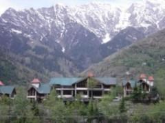Nghỉ mát trên dãy núi Himalaya