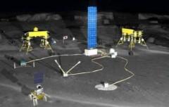 Nhật xây căn cứ robot trên Mặt Trăng năm 2020