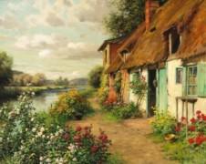 Những bức tranh tuyệt đẹp của Louis Aston Knight