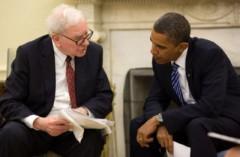 Obama tặng tỷ phú Mỹ cà vạt
