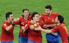 Thắng Đức, Tây Ban Nha lần đầu vào chung kết World Cup