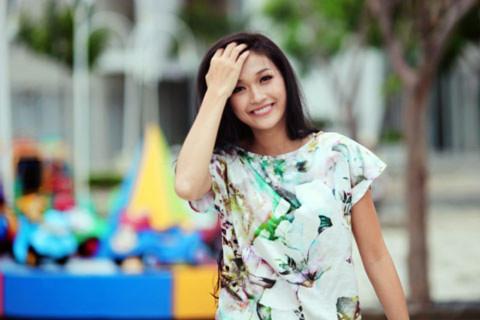 Thí sinh cao nhất tại Hoa hậu Thế giới người Việt