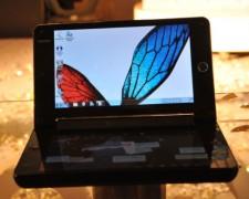Toshiba trình diễn laptop hai màn hình tại Việt Nam
