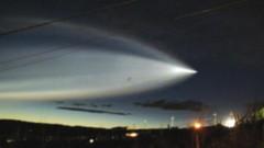 UFO: Chiêu quảng cáo sức mạnh của Trung Quốc?