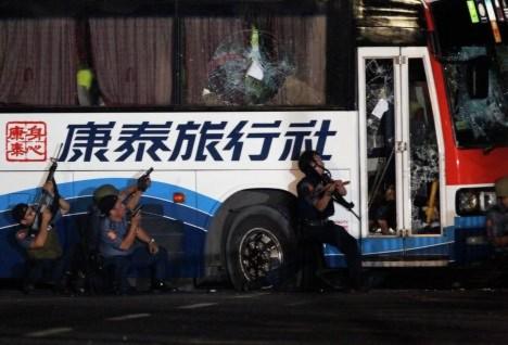 10 sai lầm của cảnh sát Manila khi giải cứu con tin