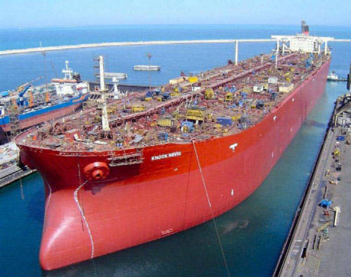 Chiêm ngưỡng 10 siêu tàu lớn nhất thế giới