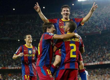 Chấm điểm lượt về Siêu Cup TBN: Messi xuất sắc nhất