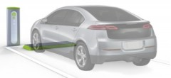 Công nghệ sạc điện không dây cho ô tô