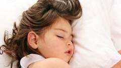 Giấc ngủ và sức khỏe ở trẻ nhỏ