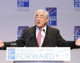 Giám đốc IMF: Thế giới lắng nghe và học tập châu Á