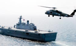 Hàn Quốc, Mỹ tiếp tục tập trận lớn