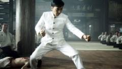 Hình ảnh đầu tiên của phim võ thuật hấp dẫn nhất 2010