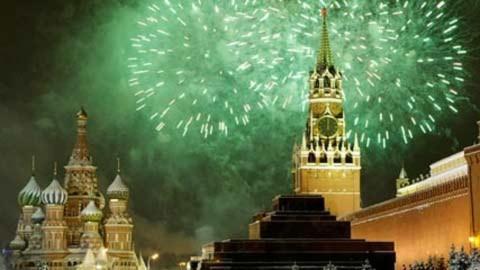 Hoàng tử nước Nga kiện đòi lấy lại Kremlin