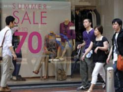 Kinh tế Trung Quốc áp sát Nhật Bản