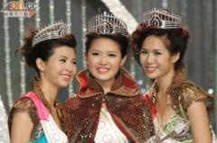 Lộ diện tân hoa hậu Hong Kong 2010