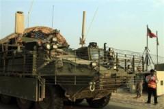 Lữ đoàn chiến đấu cuối cùng của Mỹ rút sớm khỏi Iraq