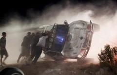 Mỹ: Xe đua lao vào cổ động viên, 8 người chết