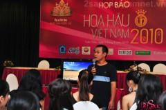 Ứng viên Hoa Hậu Việt Nam và 'những bật mí'... tạo chú ý từ vòng 1