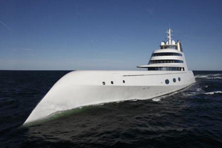 Ngắm nội thất du thuyền siêu sang của tỷ phú Nga
