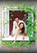 Ảnh cưới 3D lên cơn 'sốt'