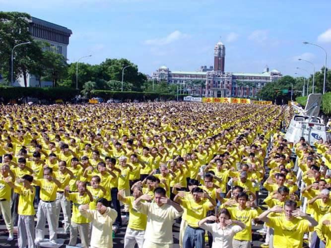 Pháp Luân Công tại Đài Loan khởi kiện chủ tịch tỉnh Quảng Đông