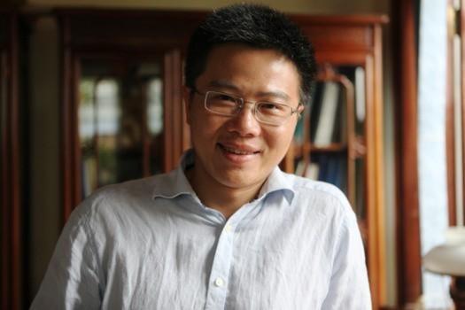 Phút trải lòng của GS Ngô Bảo Châu