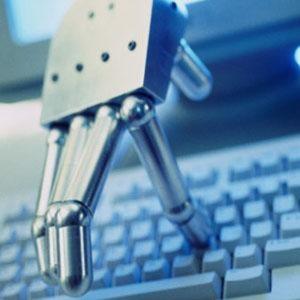 Robot làm công việc phẫu thuật của bác sĩ