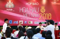 Sẽ có thêm giải thưởng cho cuộc thi HHVN 2010