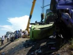 Tai nạn thảm khốc, 23 người chết và bị thương nặng