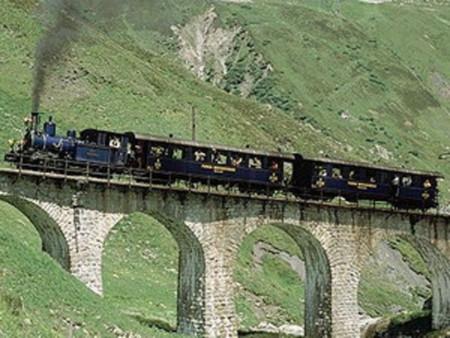 Thuỵ Sĩ khôi phục tuyến đường sắt bánh răng nổi tiếng