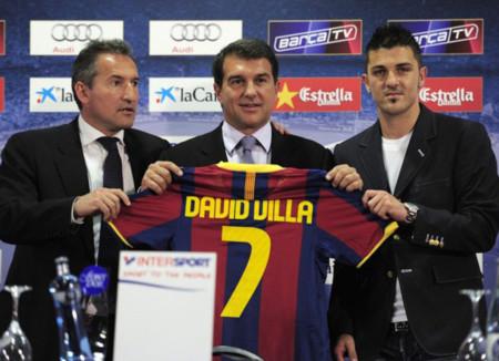 Tổng hợp chuyển nhượng Liga đến hết tháng 7/2010