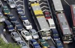Trung Quốc: Kinh hoàng tắc đường 9 ngày, kéo dài 100km