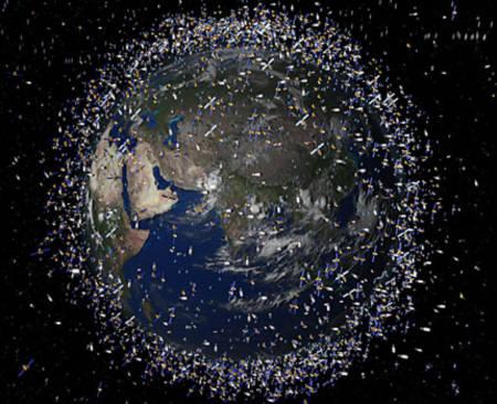 Trung Quốc thải ra nhiều rác vũ trụ nhất