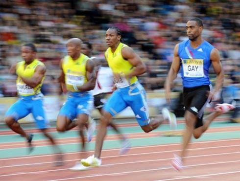 Tyson Gay khẳng định ngôi số một chạy cự ly ngắn năm nay
