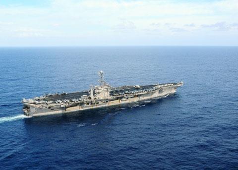 Việt Nam hoan nghênh chuyến ghé thăm của chiến hạm Mỹ George Washington