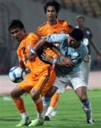 Đà Nẵng thua đậm trên đất Bahrain ở tứ kết AFC Cup