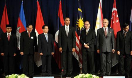ASEAN, Mỹ ủng hộ giải quyết hòa bình tranh chấp trên biển