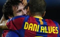 Barca trút mưa bàn thắng trong trận mở màn