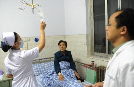 Bọ đốt chết người xuất hiện tại Trung Quốc